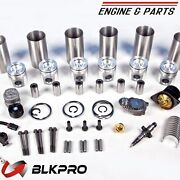 6engine Piston Kit For Cummins Nt855 3048650 3804409 3801703 3095766 3095759