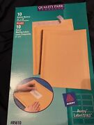 Quality Park 10 Bubble Mailers 10andrdquox18andrdquo