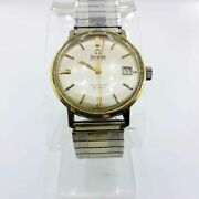 Very Rare Vintage Omega Seamaster De Ville Automatic Date Just Watch