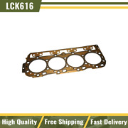 12637785 Ac Delco Cylinder Head Gasket Driver Left Side New For Chevy Savana Lh