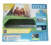 Intex Dura-beam Standard Expedition Airbed With Battery Pump