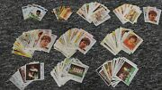 One Lot Bubble Chewing Gum Wrappers Football Collection 203 Pcs
