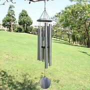 Astarin Wind Chimes Outdoor Deep Tone,45-inch Memorial Wind Chimes Large With 6