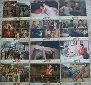 Empress Dowagerand039s Agate Vase 12 Chinese Lobby Cards Kung Fu Movie Poster 1974