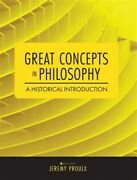 Great Concepts In Philosophy A Historical Introduction Like New Used Free ...