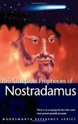 The Complete Prophecies Wordsworth Reference By Nostradamus Paperback Book The