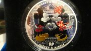 Bu Be Fdc Mickey Et Ses Amis 2018