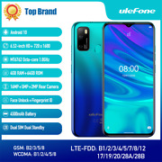 Ulefone Note 9p Smartphone Android 10 4gb+64gb Waterdrop Screen 6.52-inch Mobile