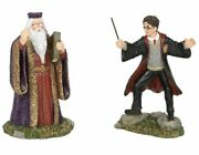 Dept 56 Harry Potter Harry And The Headmaster 6002314