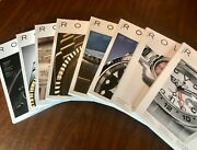 New Rolex Watch Magazine Collection Set Of 8 Issues Rare
