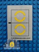 Lego Star Wars Sticker Sheet Only For Lego Set 8098 Clone Turbo Tank - New Rare