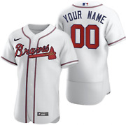 Atlanta Braves On-field Stitched Jersey - Over 700 Sold - Custom/current Players