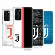 Official Juventus Football Club 2019/20 Race Kit Back Case For Huawei Phones 1