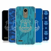 Official Everton Football Club Crest Hard Back Case For Lg Phones 1