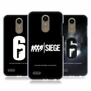 Official Tom Clancyand039s Rainbow Six Siege Logos Hard Back Case For Lg Phones 1