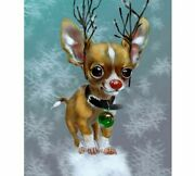 Christmas Baby Reindeer Diamond Painting Cute Design Embroidery House Decoration