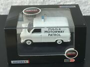 Oxford Diecast - 76ft1007 - Ford Transit Mk I - Police Motorway Gwent - Mint/new