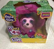 Little Live Pets Rollo The Sloth Watch Me Roll And Tumble Toy For 4+