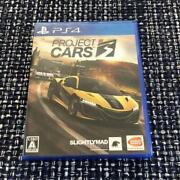[ps4] Project Cars 3 Sony Ps4 Used From Japan