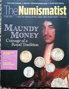 The Numismatist April 2021 Issue Magazine Coins Paper Money Medals Ana Pictures