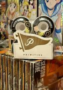 Discontinued Primitive X Naruto Rodriguez Pro 53mm Skateboard Wheels Sold Out