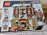 Lego 10197 Creator Fire Brigade - New In Sealed Box Retired, Excellent Cond.