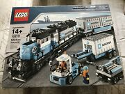 Lego 10219 Trains Maersk Train New In Sealed Box. Retired. Excellent Condition