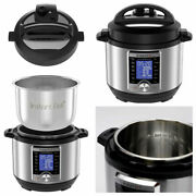 Instant Pot Ultra 3 Qt 10-in-1 Multi-use Programmable Pressure Slow Rice Cooker