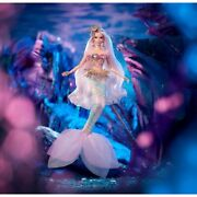 🌊 2019 Mythical Muse Mermaid Enchantress Gold Label Barbie Shipper Nrfb Mint