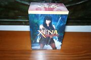 Xena Warrior Princess The Complete Dvd Series New Sealed