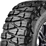 4 Nitto Mud Grappler Extreme Terrain Lt 35x12.50r18 Load E 10 Ply Mt M/t Tires