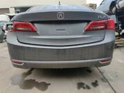 Gray Rear Bumper With Park Assist 1s2 71530tz3a00 Fits 15 16 17 Acura Tlx Oem