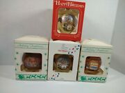 Extremely Rare Disney Limited Edition Glass Ornaments Magical Years