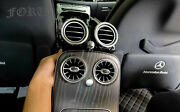 Ambient Light Rear Turbine Air Vent Outlets Light For Mercedes Benz S Class W222