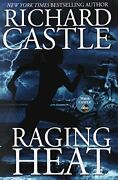 Raging Heat Nikki Heat By Castle, Richard Book The Fast Free Shipping
