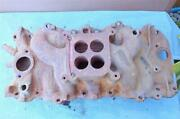 Oem Gm 3866948 Intake Manifold Big Block Chevy 396 427 65-67 Holley Dated C 4 6