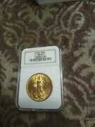 1924 20 St. Gaudens Gold Double Eagle Ngc Ms63 Pre-1933 Gold Older Holder