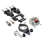 For Honda Crf250r 2004-2009 Fastway Pro Under Bar System 3 Stabilizer Kit