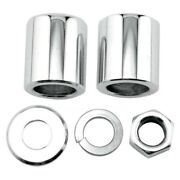 For Harley-davidson Road King 1994-1999 Colony Front Axle Nut And Spacer Kit