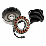 For Harley-davidson Dyna 2008-2011 Cycle Electric 80 Series Charging Kit