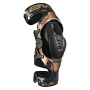 Evs Sports Axisp-bk/cop-lp Axis Pro Knee Protection System Large Black