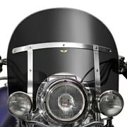 For Harley-davidson Road King 94-17 Dark Gray Replacement Windshield