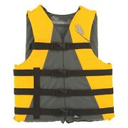 Stearns 3000001713 Watersport Classic Series Oversize Yellow Life Vest
