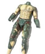 1/6 Hot Toys Tracker Predator Action Figure Accessory Body With Waist Armor