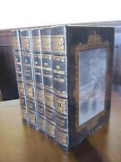Easton Press Les Miserables Victor Hugo Deluxe Limited Edition 5 Vol Sealed