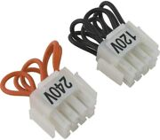 Pentair 42001-0105s 120/240-volt Selector Plug Kit Replacement Pool And Spa H...