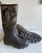 Original Muck Boot Co Woody Max Cold Conditions Hunting Boots Mossy Oak Nib Mens