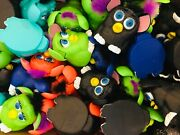 Mcdonalds Collectible Lot Of Furby Toys, Vintage Furby Happy Meal Toys