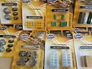 Classic Metal Works Train Accessory Lot Ho 187 Scale- 14 Sets - One Low Price