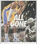 Brand New All Gone Book Andlsquo20 May The Force Be With You Lebron And Yoda Cover Sealed